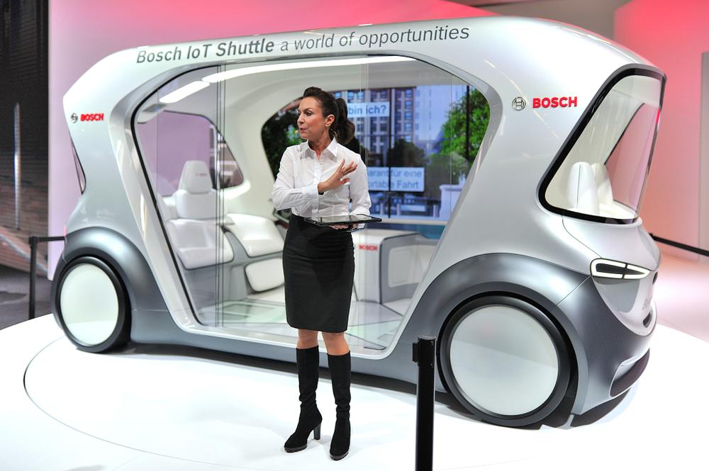 Le transport autonome